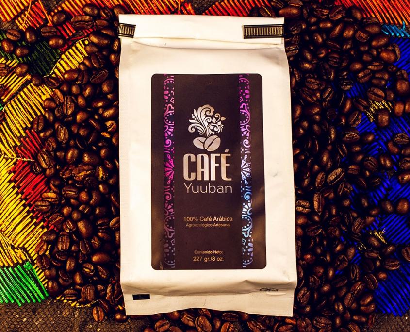 Café orgánico de Oaxaca Yuuban