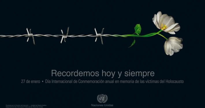 Día internacional de conmemoración del holocausto, Yom HaShoá